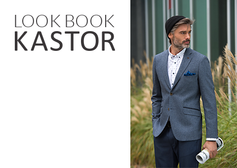 Look Book Kastor